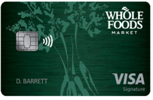 Amazon Prime Card Whole Foods