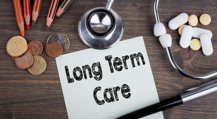 Long-term care costs can climb high, so you'd want to start saving now.