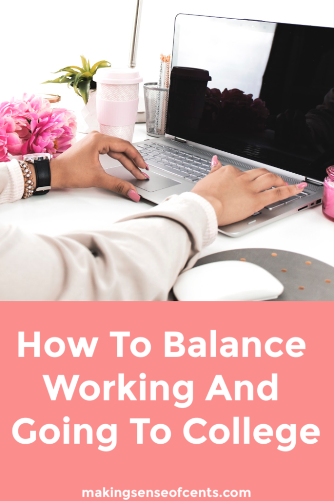 Advice For Balancing School And Work #balancingschoolandwork #timemanagementtips